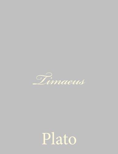 9781490536118: Timaeus