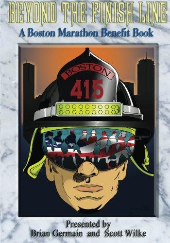 9781490537948: Beyond The Finish Line: Boston Marathon Benefit Art Book