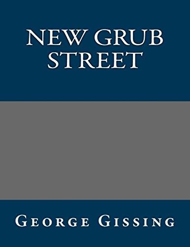 9781490538600: New Grub Street