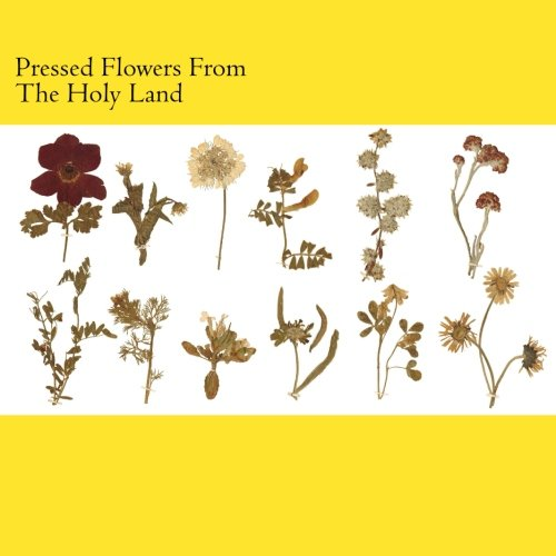 Pressed Flowers From The Holy Land (Paperback): Harvey B Greene,