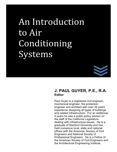 9781490539591: An Introduction to Air Conditioning Systems