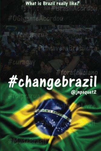 9781490540962: #changebrazil: in black & white