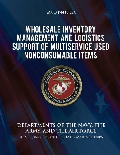 9781490541266: Wholesale Inventory Management and Logistics Support of Multiservice Used Nonconsumable Items