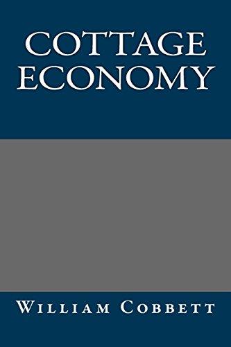 9781490545172: Cottage Economy