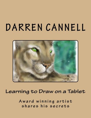 9781490550732: Learning to Draw on a Tablet
