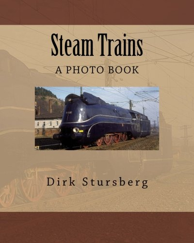 9781490550893: Steam Trains (Volume 1)