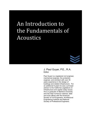 9781490553993: An Introduction to the Fundamentals of Acoustics