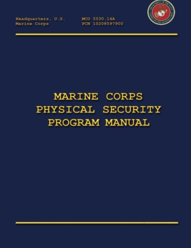 9781490554945: Marine Corps Physical Security Program Manual