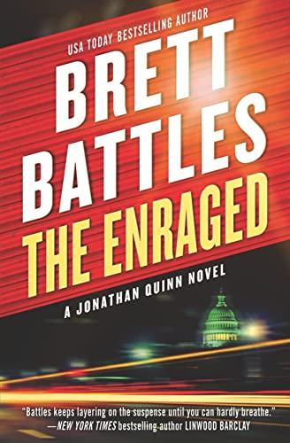 9781490557021: The Enraged (A Jonathan Quinn Novel)
