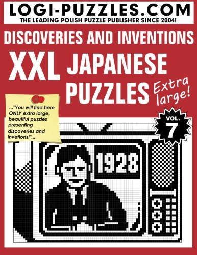 9781490562902: XXL Japanese Puzzles: Discoveries and Inventions: 7