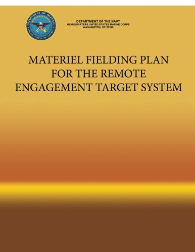 9781490563961: Materiel Fielding Plan for the Remote Engagement Target System