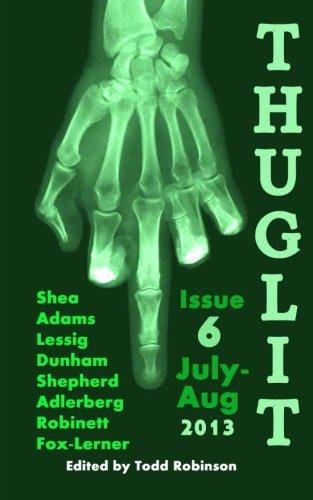 THUGLIT Issue 6: Kieran Shea, Hugh