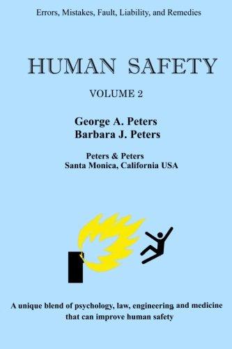 9781490567044: Human Safety (Volume 2)