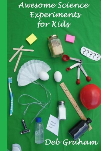 9781490567952: Awesome Science Experiments for Kids