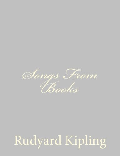 9781490572499: Songs From Books