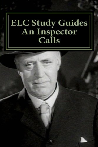 9781490574158: An Inspector Calls: Study Guide (ELC Study Guides)
