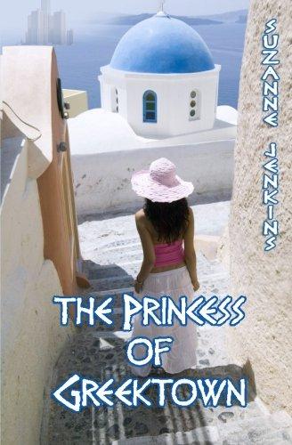 The Princess of Greektown: Jenkins, Suzanne