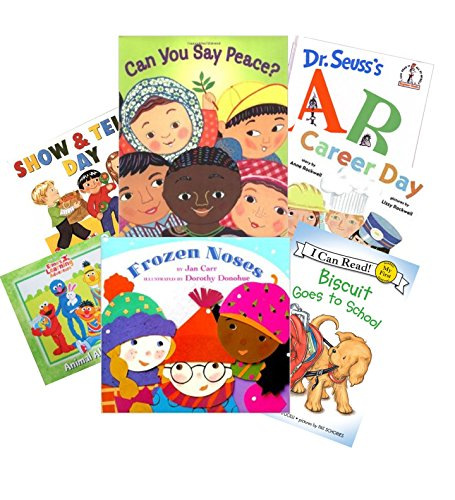Library w/ Read Out Loud Pack: I Spy; Chicka Chicka Boom Boom; Dora the Explorer; Arthur's Baby; Dw All Wet; Abc; the Fire Engine Book; a Frog Grows (Classroom Library Books:Pre School - Kindergarten) (1490578102) by Alyssa Satin Capucilli; P.D Eastman; Dr. Seuss; Don Freeman; Margaret Rey; Norman Birdwell; Karen Katz