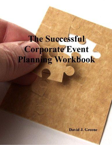9781490592756: The Successful Corporate Event Planning Workbook