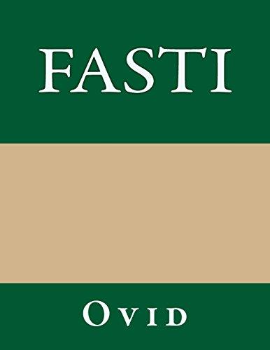 9781490593265: Fasti
