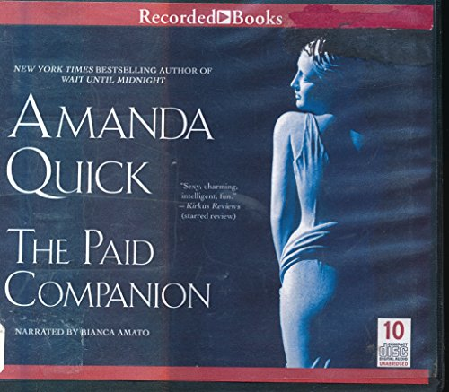 9781490631776: The Paid Companion by Amanda Quick Unabridged CD Audiobook