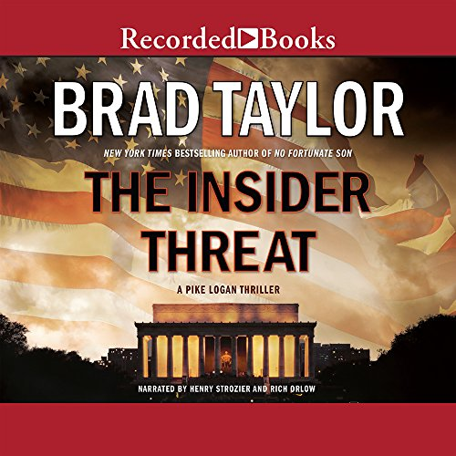 9781490674117: Insider Threat (Pike Logan Series)
