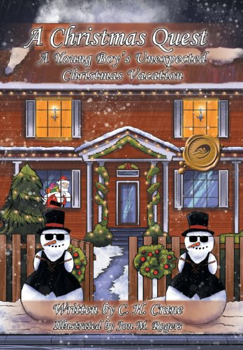 9781490708072: A Christmas Quest: A Young Boy's Unexpected Christmas Vacation