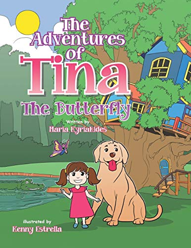 The Adventures of Tina: The Butterfly
