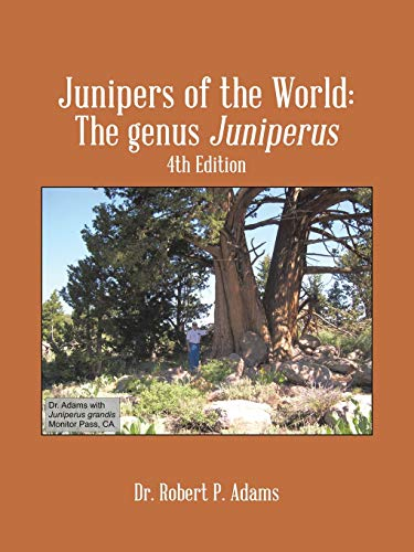 9781490723259: Junipers of the World: The Genus Juniperus, 4th Edition