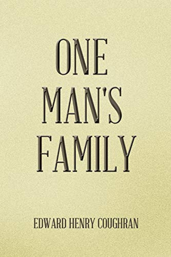 9781490737157: One Man's Family
