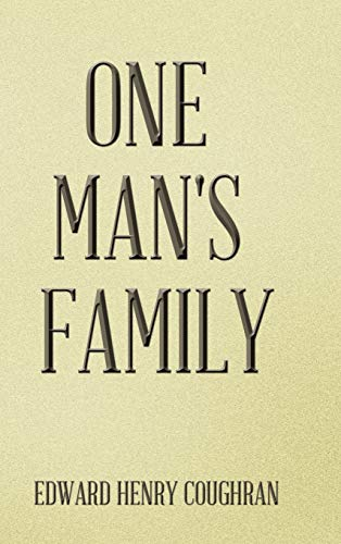 9781490737171: One Man's Family