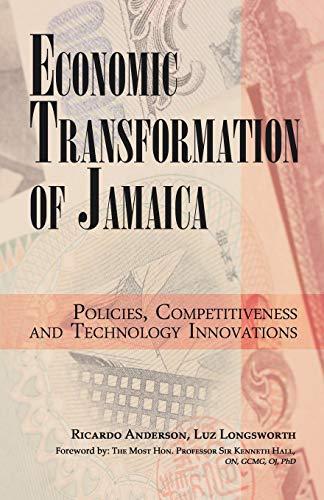 9781490775753: Economic Transformation of Jamaica