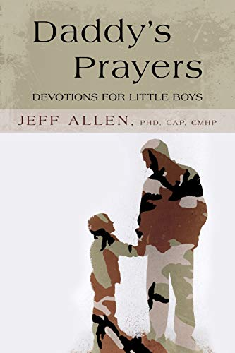 9781490806372: Daddy's Prayers: Devotions for Little Boys