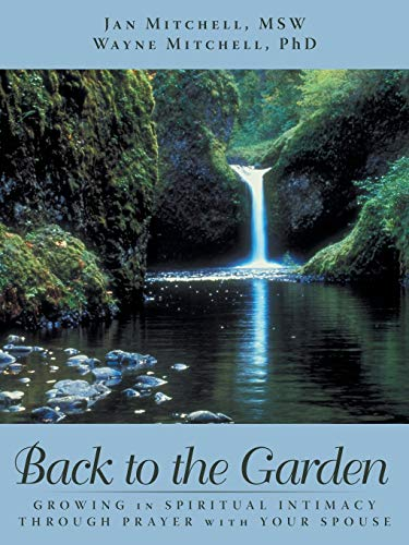 BACK TO THE GARDEN: Jan Mitchell