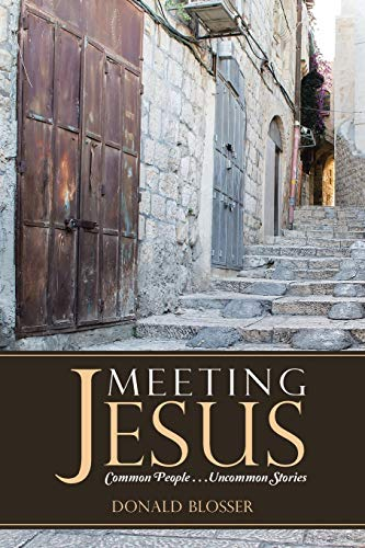 9781490875392: Meeting Jesus: Common People. . .Uncommon Stories