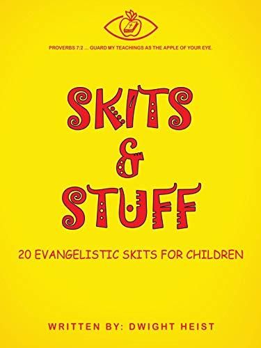 9781490884455: Skits & Stuff: Twenty Evangelistic Skits for Children