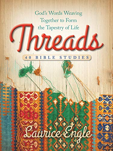 9781490884844: Threads: God's Words Weaving Together to Form the Tapestry of Life