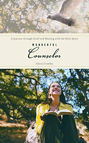 9781490887586: Wonderful Counselor: A Journey Through Grief and Healing with the Holy Spirit