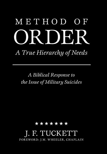 9781490889061: Method of Order: A True Hierarchy of Needs