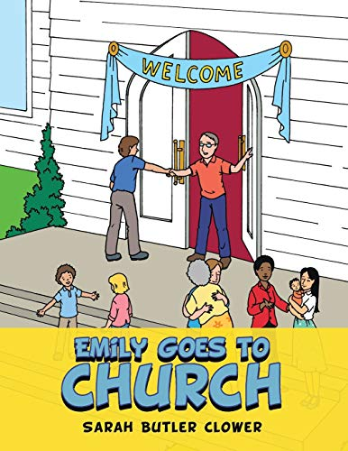 9781490889351: Emily Goes to Church