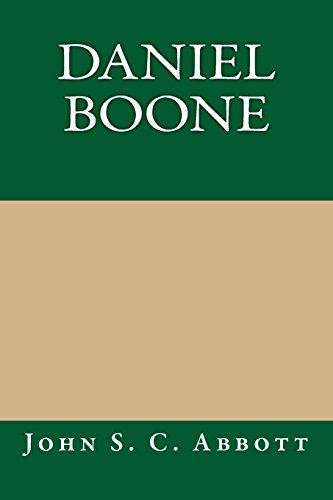9781490901305: Daniel Boone