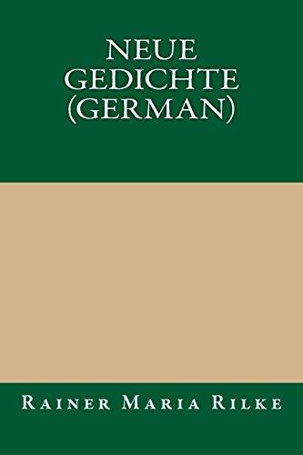 9781490902395: Neue Gedichte (German)