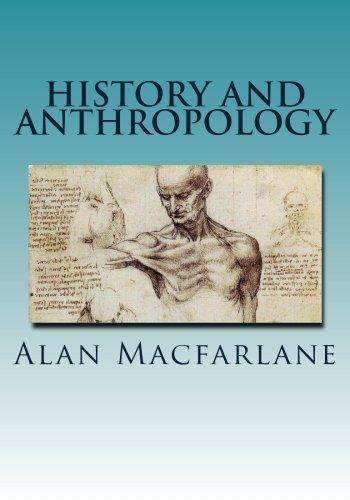 9781490909691: History and Anthropology
