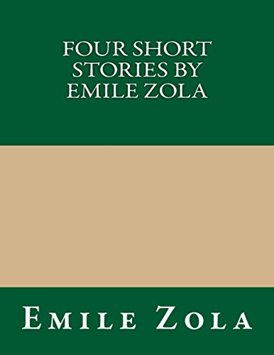9781490911830: Four Short Stories by Emile Zola