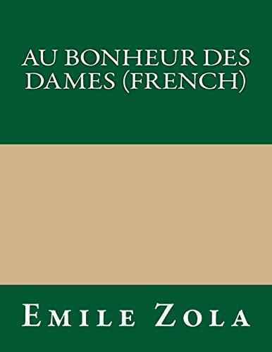 9781490912158: Au bonheur des dames (French)