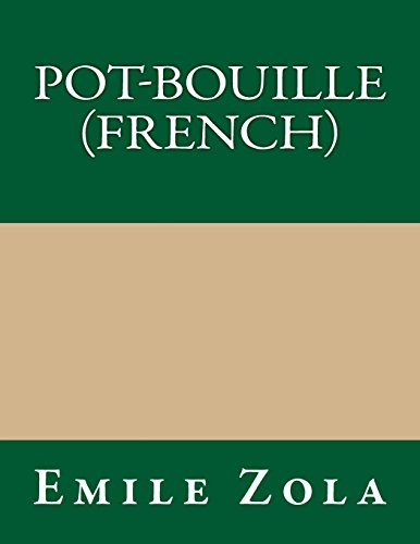 9781490913322: Pot-bouille (French) (French Edition)