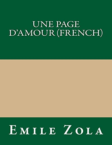 9781490914473: Une Page d'Amour (French) (French Edition)