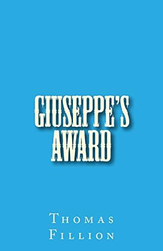 9781490917221: Giuseppe's Award