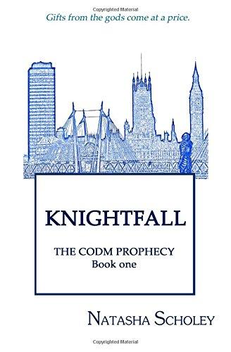 9781490923000: Knightfall: The CODM Propecy Book One