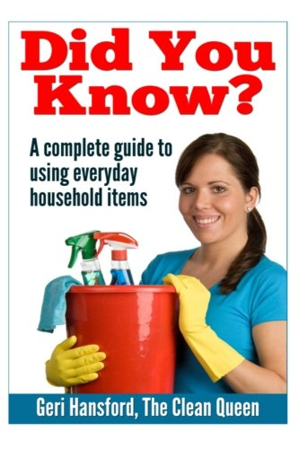 9781490923604: Did You Know?: A complete guide to using everyday household items